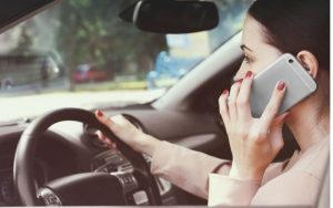Distracted Driving Accident in Atlanta